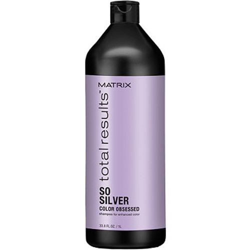 Matrix So Silver Shampoo 33.8 Fl Oz