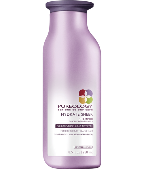 Pureology Hydrate Sheer Shampoo 8.5 Fl Oz