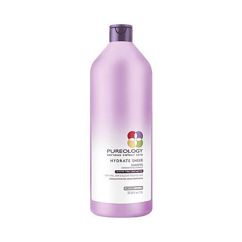 Pureology Hydrate Sheer Shampoo 33.8 Fl Oz