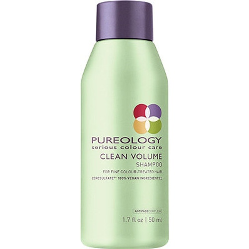 Pureology Clean Volume Shampoo 1.7 Fl Oz