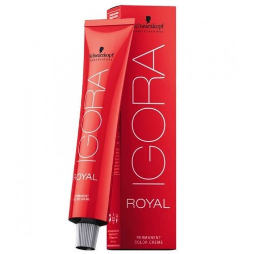 Schwarzkopf Igora Royal Permanent Color Creme - 8-1 Light Ash blonde