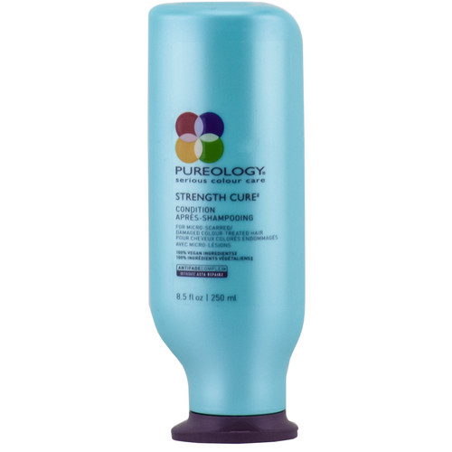 Pureology Strength Cure Conditioner, 8.5 oz (250 ml)