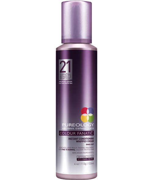 Pureology Instant Conditioning Whipped Hair Cream, 4 oz (133 ml)
