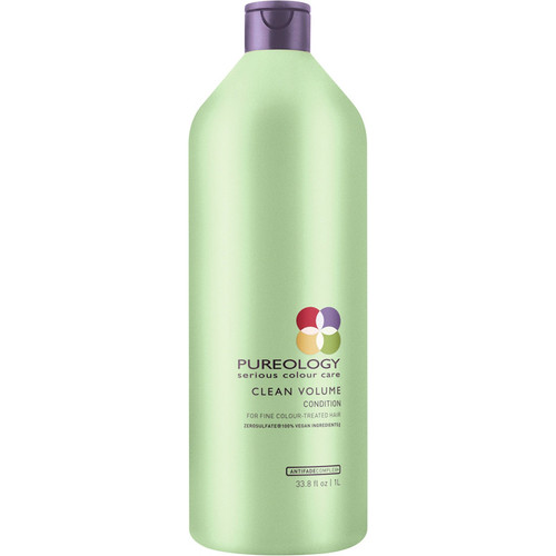 Pureology Clean Volume Conditioner 1L