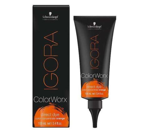 Igora Orange Direct Dye