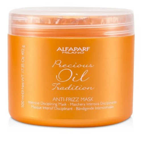 Alfaparf Anti Frizz Mask, 500 ml