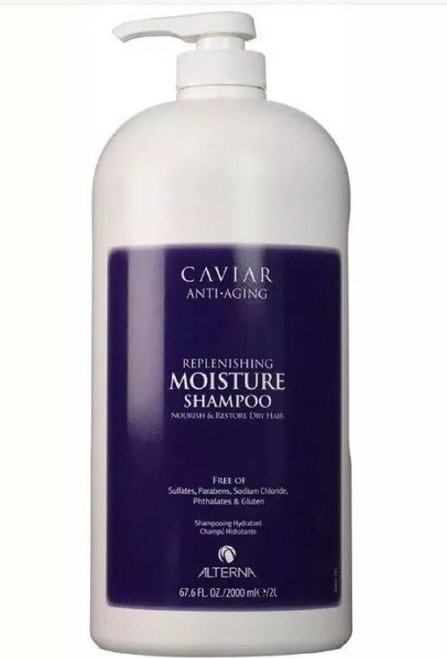 Alterna Caviar Replenishing Moisture Shampoo, 2L