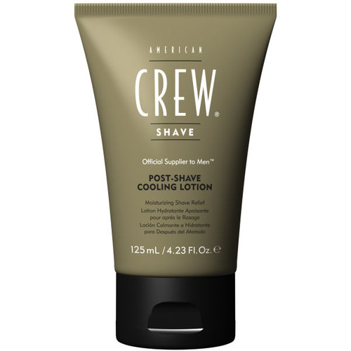 American Crew Post-Shave Cooling Lotion, 4.2 fl oz