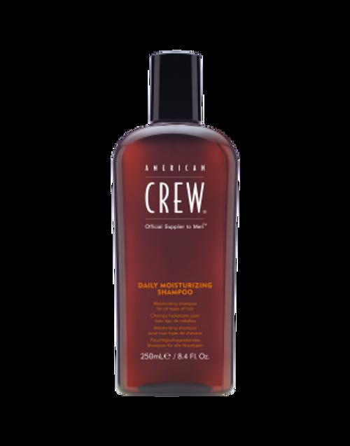American Crew Daily Moisturizing Shampoo, 8.4 fl oz