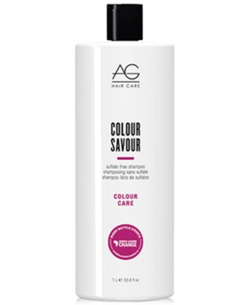 AG Hair Colour Savour Shampoo, 1L