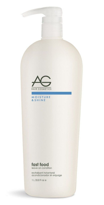 AG Hair Fast Food Leave-on Conditioner, 1L