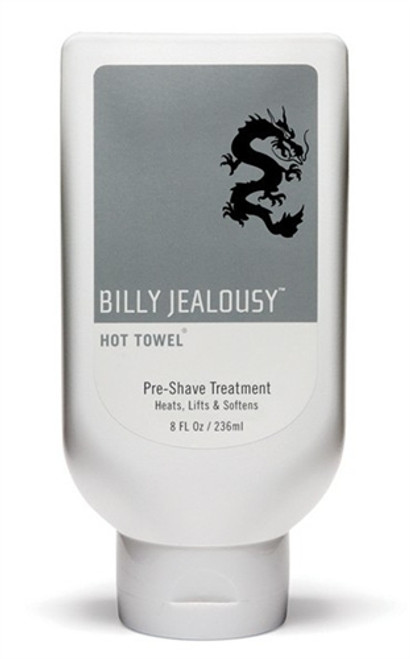 Billy Jealousy Hot Towel Pre-Shave - 8 OZ