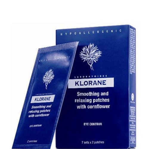 Klorane Soothing Relaxing Patches