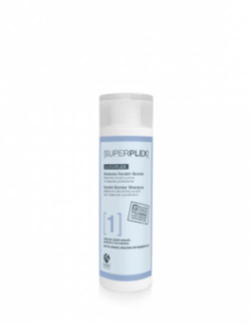Barex Italiana Superplex Keratin Bonder Shampoo, 8.5 fl oz (250 ml)