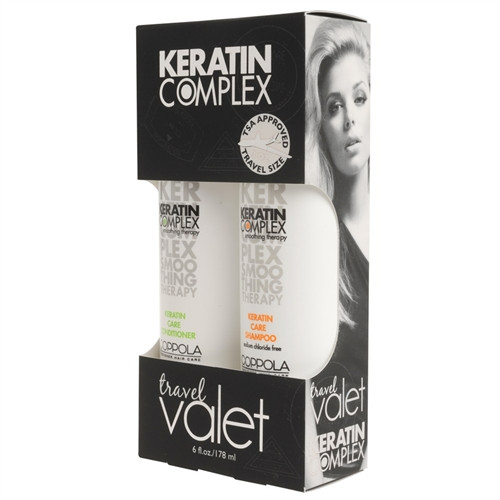 Keratin Complex Color Care Travel Valet