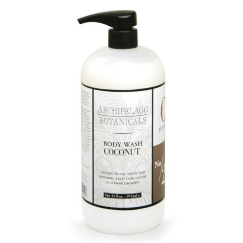 Archipelago Coconut Body Wash 33 oz