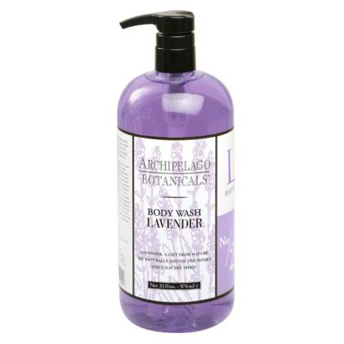 Archipelago Lavender Body Wash 33 oz