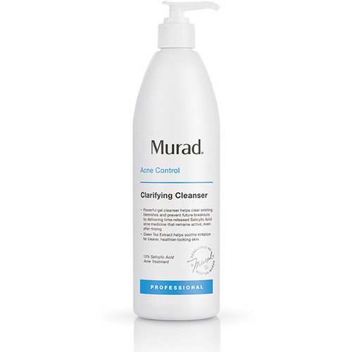 Murad Clarifying Skin Cleanser 16 oz
