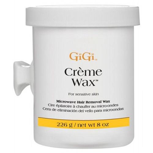 GiGi Creme Wax Microwave Formula 8 oz