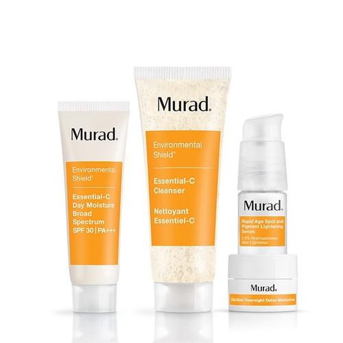 Murad Environmental Shield Bright Beginnings Starter Kit
