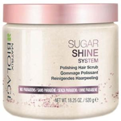 Biolage Sugar Shine Polishing Hair Scrub 18.25 oz