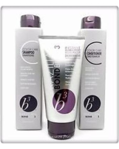 Brazilian Blowout B3 Bond Builder Color Care Set