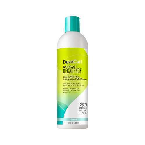 DevaCurl Decadence No-Poo 12 oz