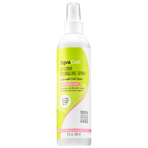 DevaCurl Detangling Spray 8 oz