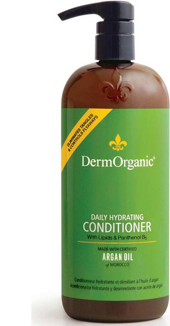 Dermorganic Daily Hydrating Conditioner 10 oz