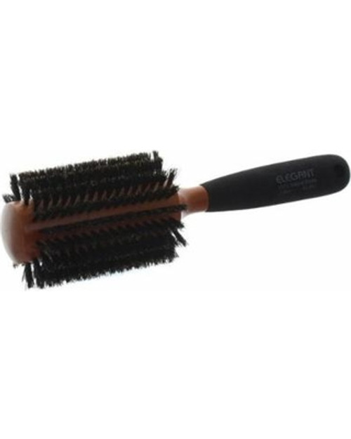 "Elegant Round Boar Brush 3"" 18 Rows"