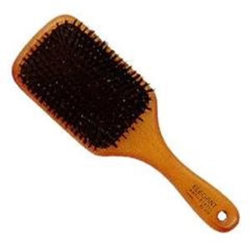 Elegant Mini Boar Paddle Brush