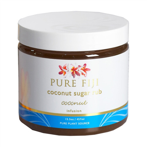 Pure Fiji Sugar Scrub - Coconut