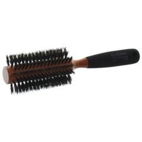 "Elegant Round Boar 2.5"" 14 Row Brush"