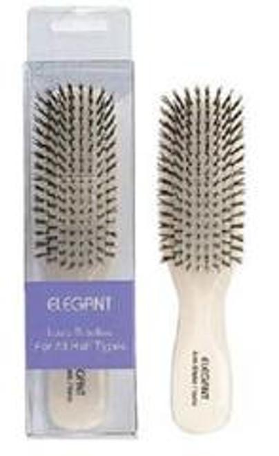 Elegant Styler Brush Ionic Bristles Small