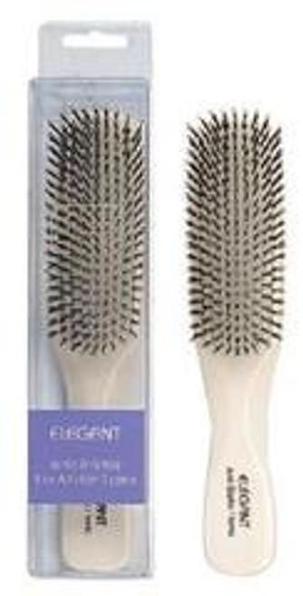 Elegant Styler Brush Ionic Bristles Large