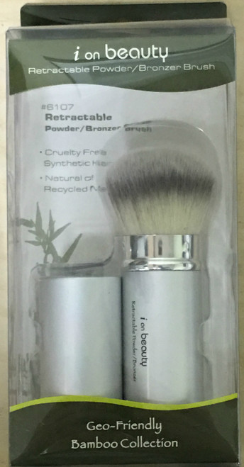 Lilique i on beauty Bamboo Retractable Powder/Bronzer Brush