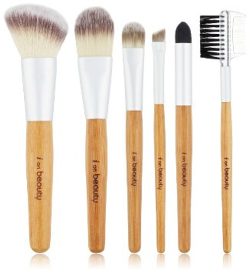 Lilique Bamboo Brush Travel Kit