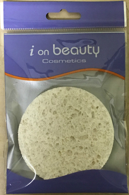 Lilique i on beauty Cleansing Sponge White