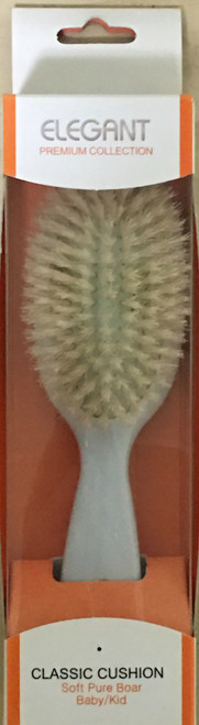 Elegant Premium Baby/Kid Brush Blue