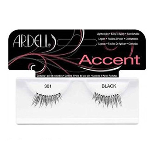 Ardell Accent Lash Black 301