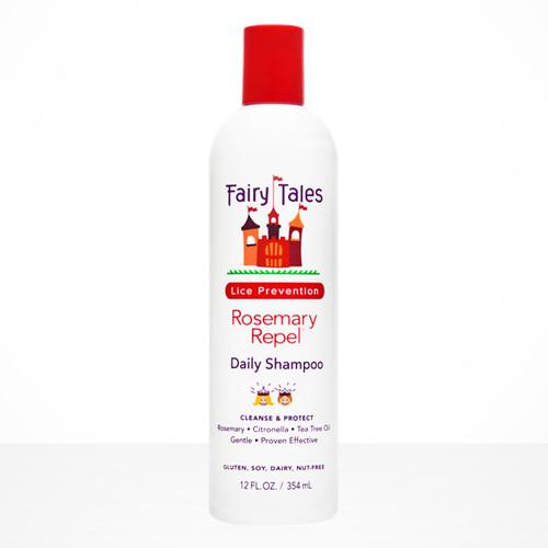 Fiary Tales Rosemary Repel Shampoo
