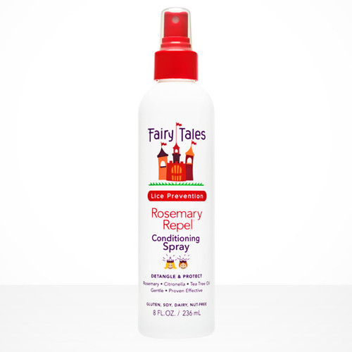 Fairy Tales Rosemary Repel Leave-in Conditioner