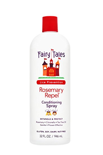 Fairy Tales Rosemary Repel Leave-in Conditioner 32 oz