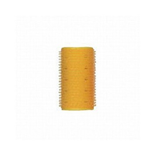 "Hairart 1 1/4"" Medium Yellow Rollers (6 pieces)"