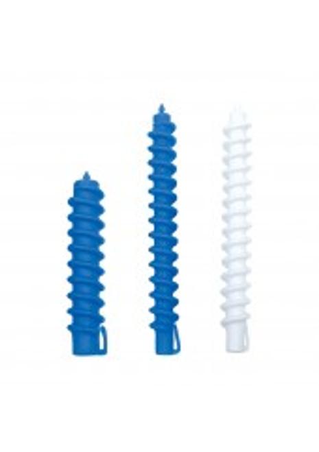 Hairart Spiral Rods