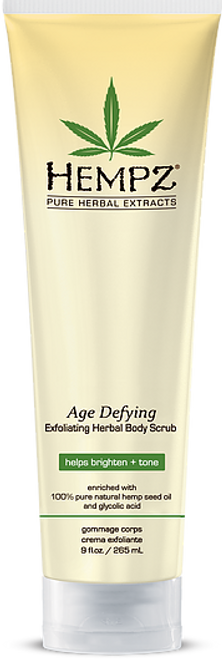 Hempz Age Defying Exfoliating Herbal Body Scrub