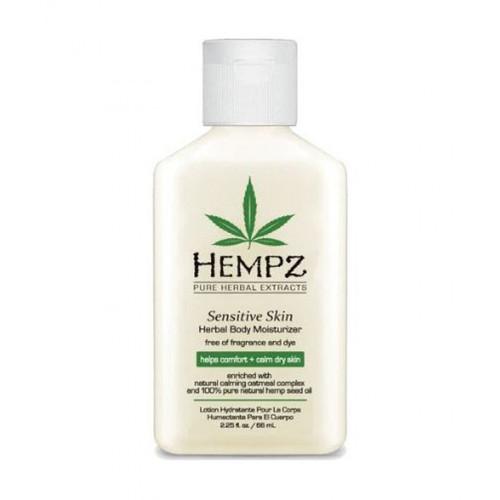 Hempz Sensitive Skin Herbal Body Moisturizer 2.25 oz