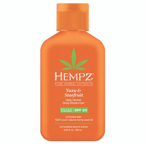 Hempz Yuzu & Starfruit Moisturizer 2.25 oz
