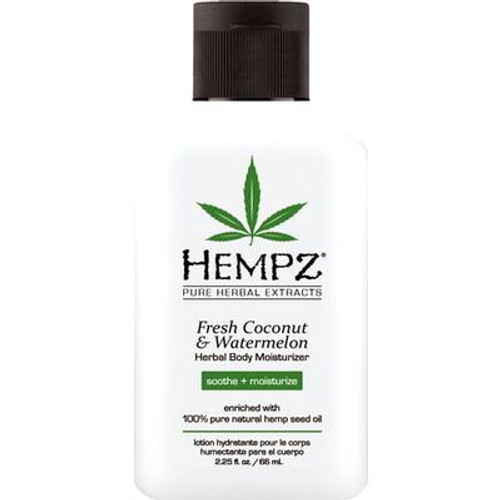 Hempz Fresh Coconut & Watermelon Moisturizer 2.25 oz
