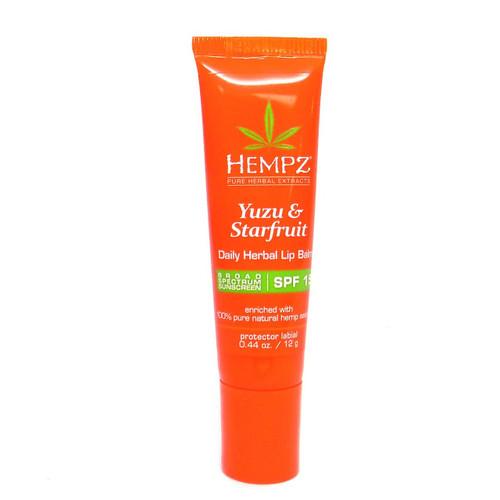 Hempz Yuzu & Starfruit Lip Balm